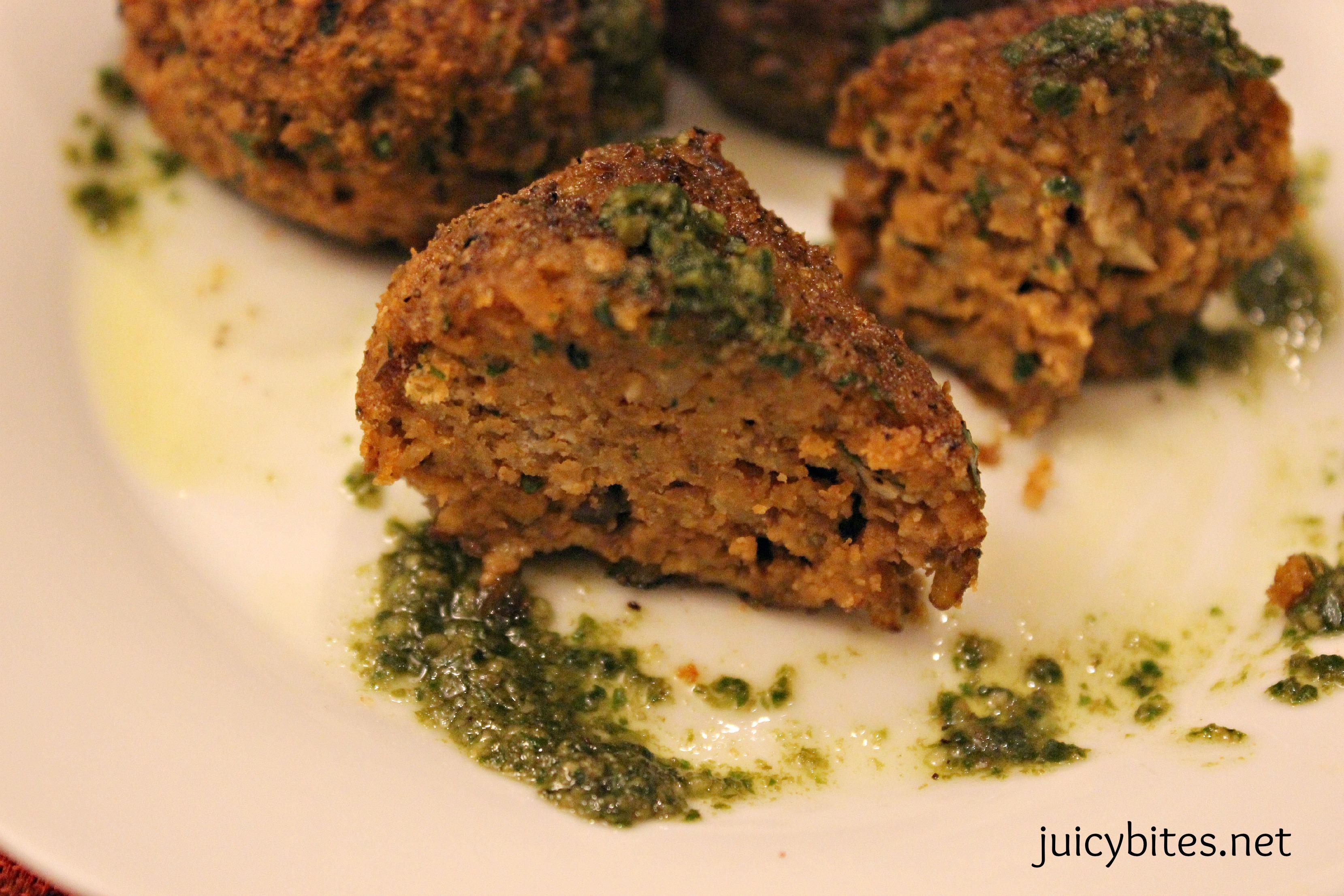 how to make lentil meat